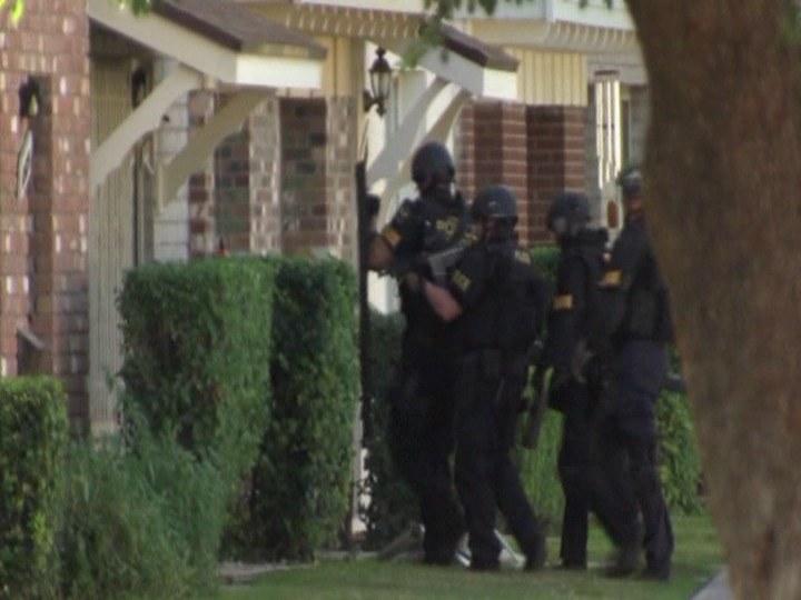 W strzelaninie zginęło pięć osób. /TVN24/x-news