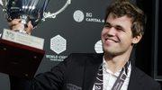 W swoje urodziny obronił tytuł mistrza świata w szachach