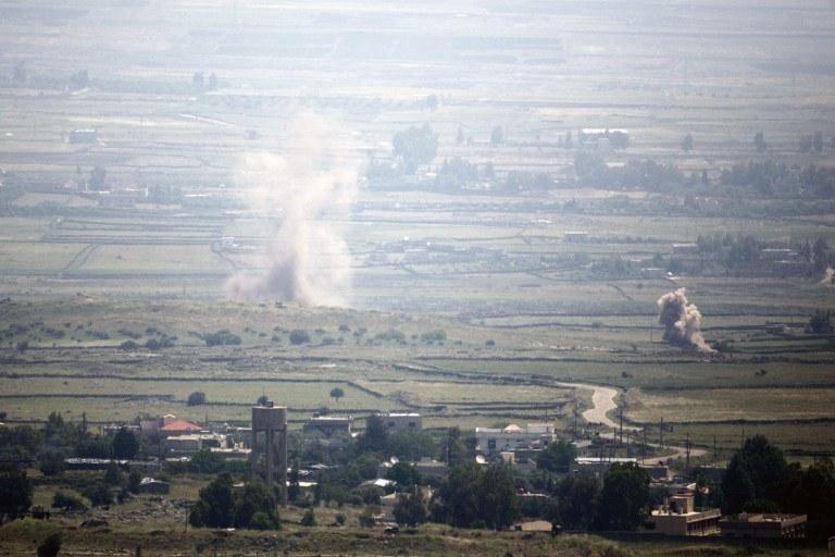 W Syrii od ponad dwóch lat trwa rebelia przeciw reżimowi Baszara el-Asada /AFP