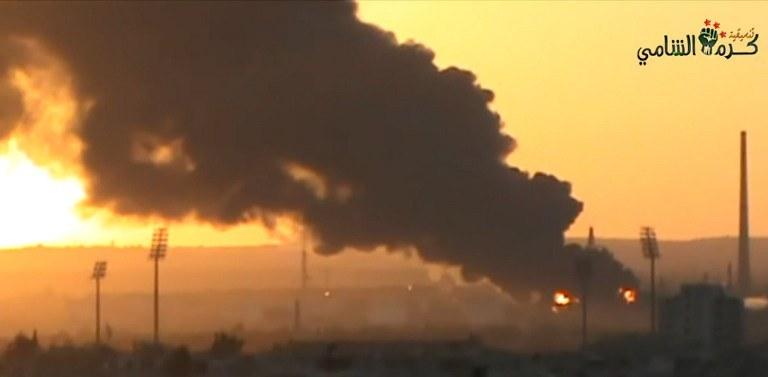 W Syrii trwa wojna /AFP