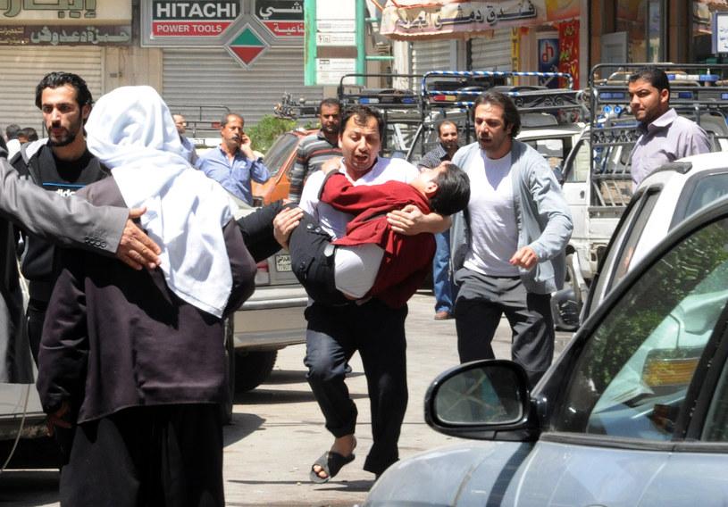 W Syrii wciąż giną ludzie /AFP