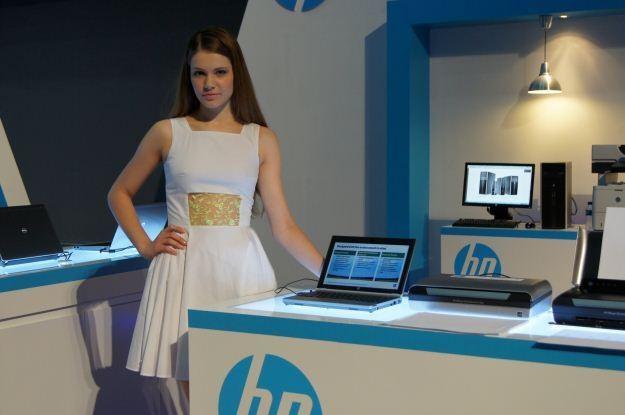 W Szanghaju firma HP zaprezentowała swoje nowości na 2012 rok /INTERIA.PL