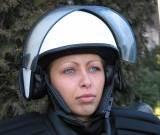 W szeregach policji widać coraz więcej ładnych buź /arch. RMF