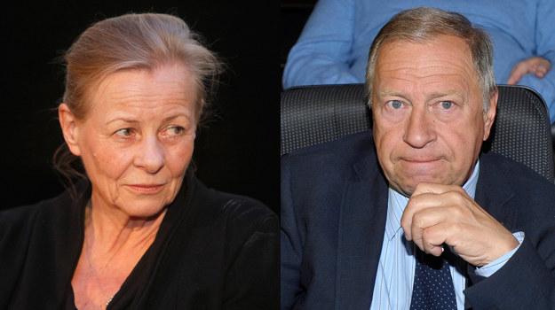 """W """"Sztuce czytania"""" o swoich ulubionych książkach opowiedzą m.in. Anna Nehrebecka i Jerzy Stuhr /  /AKPA"""