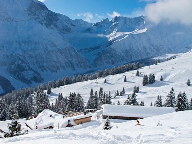 W Szwajcarii są jedne z lepiej przygotowanych tras w całej Europie /123/RF PICSEL