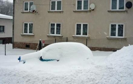 W taką pogodę najlepiej zostawić samochód w domu / fot. stela /Gazeta Codzienna