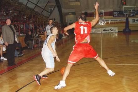 W tamtym sezonie Szczepaniak był rywalem, a teraz jest kolegą Partyki / fot. M. Biel /Sztafeta