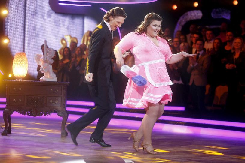 """W """"Tańcu z Gwiazdami"""" udowodniła, że potrafi tańczyć pięknie i zmysłowo. /Baranowski /AKPA"""