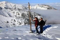 W Tatry zawitała zima