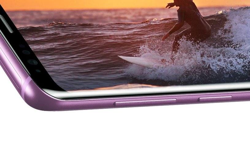 W tego typu ekran jest wyposażony Galaxy S9 i S9+ /materiały prasowe