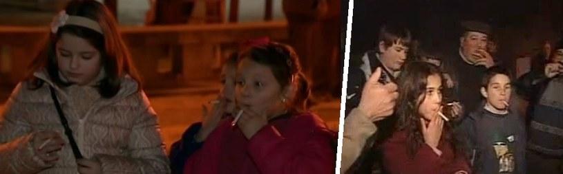 W tej wiosce dzieci mogą palić papierosy przez dwa dni w roku /YouTube /INTERIA/materiały prasowe