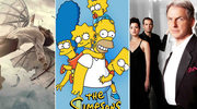 """W telegraficznym skrócie: """"Demony da Vinci"""", """"Simpsonowie"""", """"Agenci NCIS""""..."""