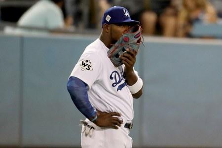 W trakcie finału MLB obrabowano dom gwiazdora Los Angeles Dodgers