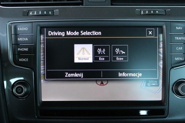 W trybie Normal zasięg to 140 km. W trybiec Eco+ - 190 km /INTERIA.PL