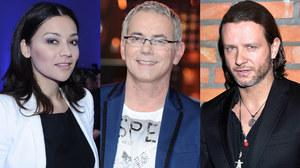 W trzyosobowym jury teleturnieju zasiądą: Klaudia Carlos, Robert Janowski i Radosław Majdan /MWMedia /AKPA