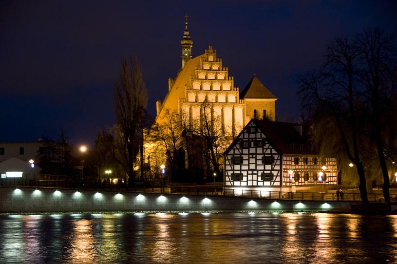 W tym kościele odkryto skarb pochodzący prawdopodobnie z czasów potopu szwedzkiego /Maciej Kulesza /Odkrywca