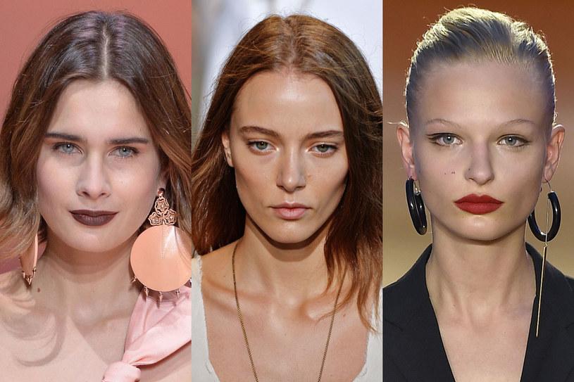 W tym roku malujemy usta szminką, o błyszczykach zapominamy /East News/ Zeppelin