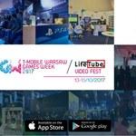 W tym roku na T-Mobile Warsaw Games Week 2017 / LifeTube Video Fest pojedziesz taksówką za darmo