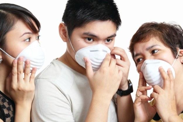 W tym roku w Chinach odnotowano już 130 przypadków zachorowania na grypę H7N9 /©123RF/PICSEL
