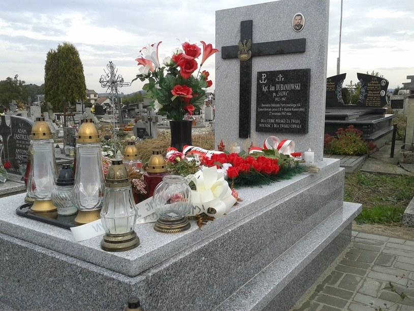 """""""W tym roku wspólnie z dziećmi postawiliśmy nowy pomnik"""" /Dariusz Jaroń /INTERIA.PL"""