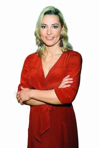 – W tym roku zostanę szczęśliwą mamą – uśmiecha się Sylwia Gruchała. /Studio 69 s.c. Polska Agencja Foto