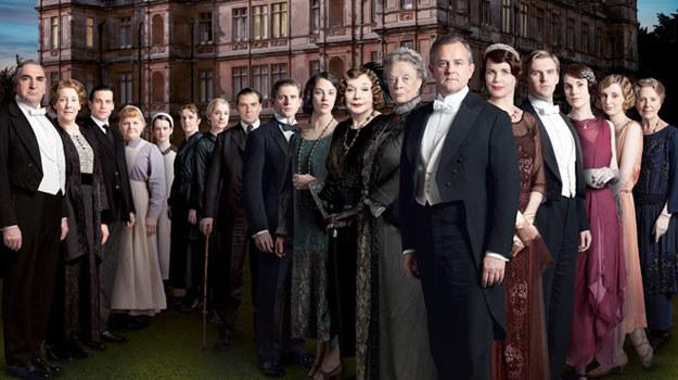 """W tym tygodniu po raz ostatni spotkamy się z bohaterami serialu """"Downton Abbey"""" /Agencja W. Impact"""