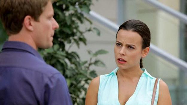 """W ubiegłym sezonie """"M jak miłosć"""" Magda sporo przeżyła. Najpierw nieszczęśliwa miłość... /MTL Maxfilm"""