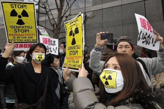 W uprzemysłowionej Japonii do trzęsienia działało 18 elektrowni atomowych /AFP
