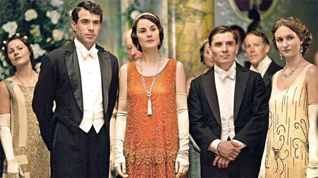 """W USA """"Downton Abbey"""" cieszy się ogromną popularnością /materiały prasowe"""