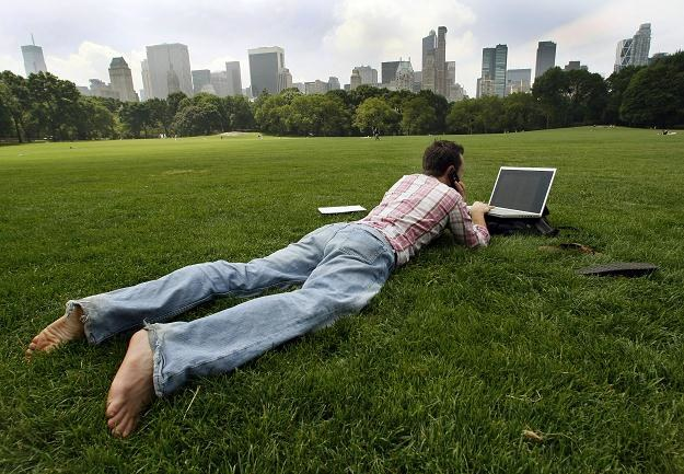 W USA freelancing jest popularną formą świadczenia pracy /AFP