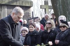 W Warszawie pożegnano Irenę Kwiatkowską