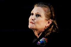 """W wieku 60 lat zmarła Carrie Fisher, księżniczka Leia z """"Gwiezdnych wojen"""""""