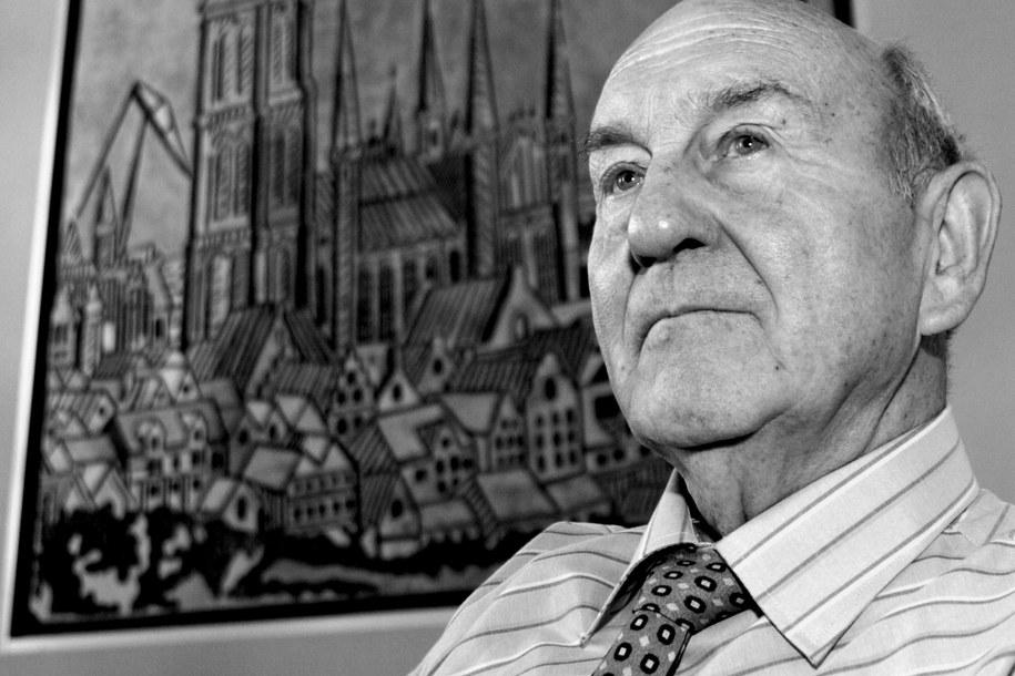 W wieku 91 zmarł Alojzy Szablewski, uczestnik strajków w Stoczni Gdańskiej w 1970 i 1980 r. /Stefan Kraszewski    /PAP