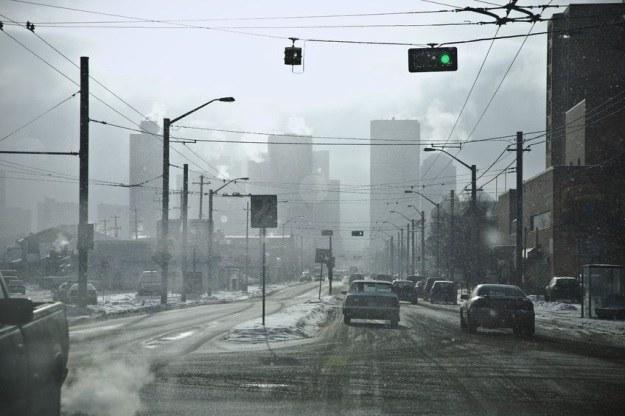 W wielkich miastach smog to norma /123RF/PICSEL
