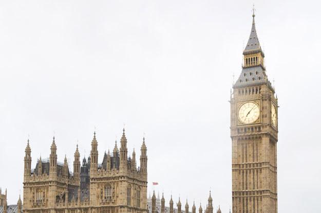 W Wielkiej Brytanii jest nas ponad 650 tysięcy fot. Justin Tallis /AFP