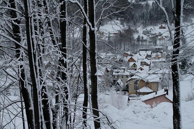 W wielu rejonach Polski śniegu nie brakuje /RMF