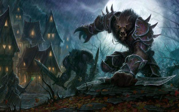 W World of Warcraft: Cataclysm po stronie Przymierza pojawili się tajemniczy worgeni /INTERIA.PL