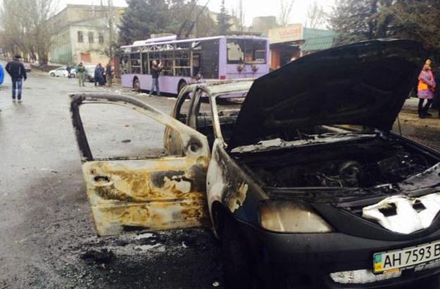 W wyniku ostrzału zginął kierowca samochodu /&nbsp