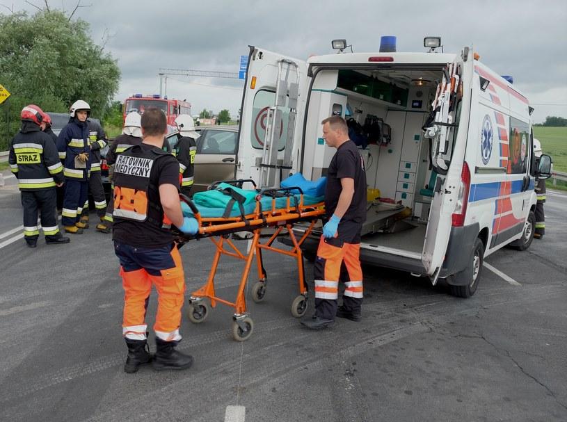 W wypadkach ranne zostały 574 osoby /Łukasz Solski /East News