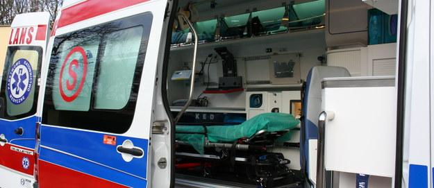 W wypadku zginęła jedna osoba (zdjęcie ilustracyjne) /Marcin Czarnobilski /RMF FM