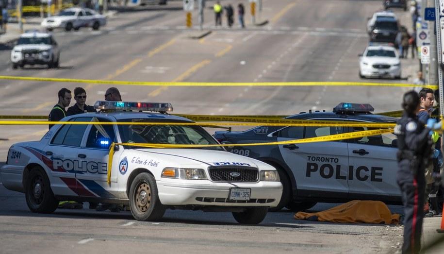 W wypadku zginęło 9 osób /PAP/EPA