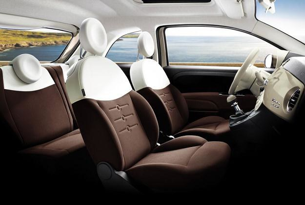 W zakładzie produkowane są fotele m.in. do Fiata 500 /