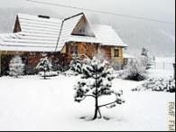 W Zakopanem spadł śnieg /RMF