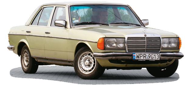 W123 /Motor