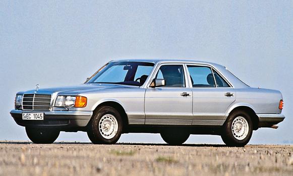 W126 /Motor