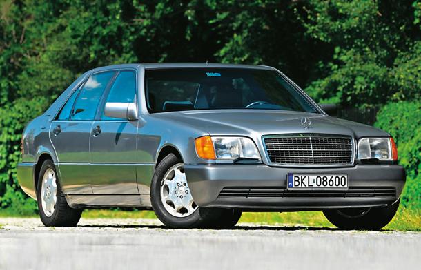 W140 /Motor