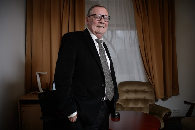 Wacław Berczyński /Zbyszek Kaczmarek /Reporter