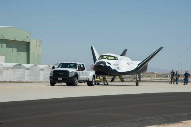 Wahadłowiec Dream Chaser coraz bliżej dziewiczego lotu /materiały prasowe