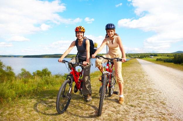 Wakacje na rowerze to świetny pomysł /123/RF PICSEL