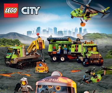 Wakacje pełne przygód z LEGO City